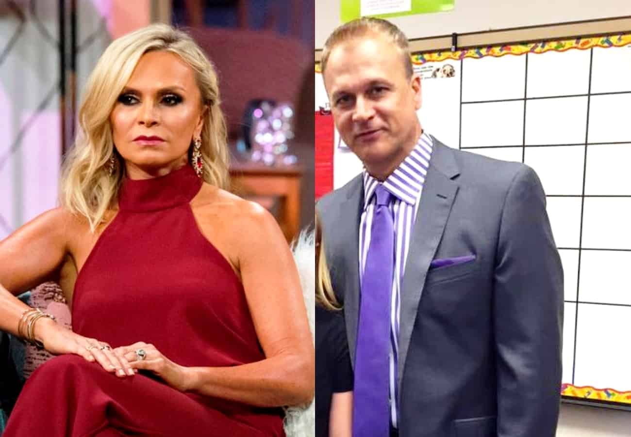RHOC Tamra Judge vs Simon Barney