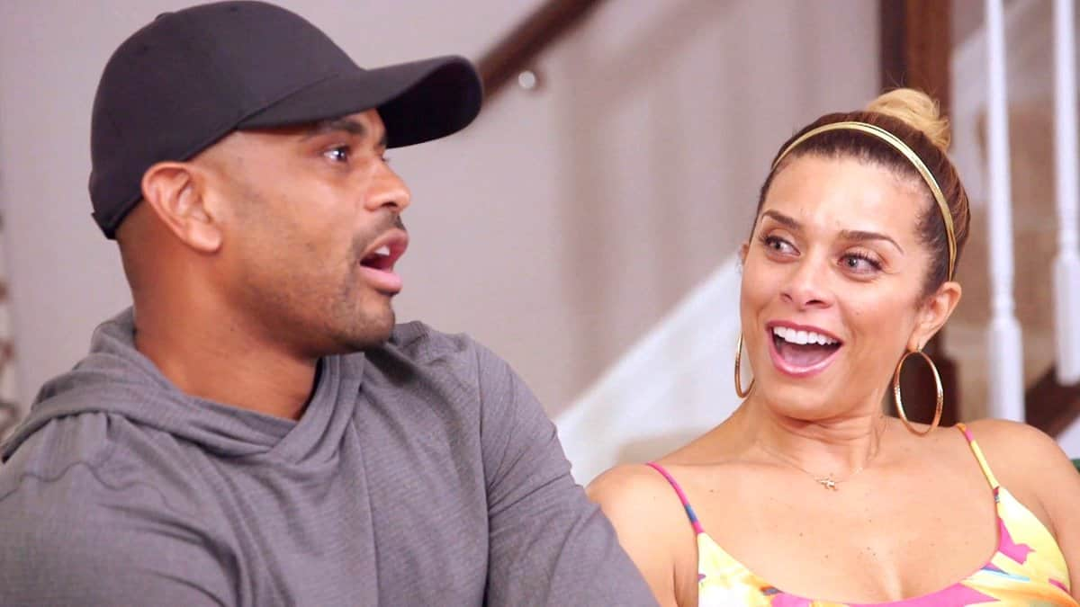 The real housewives of potomac recap Robyn and Juan