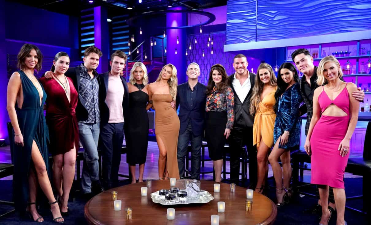 Vanderpump Rules Season 6 Cast Reunion