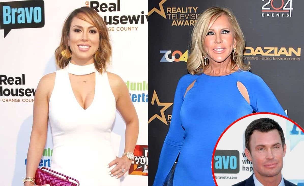 RHOC Vicki Gunvalson vs Kelly Dodd Jeff Lewis