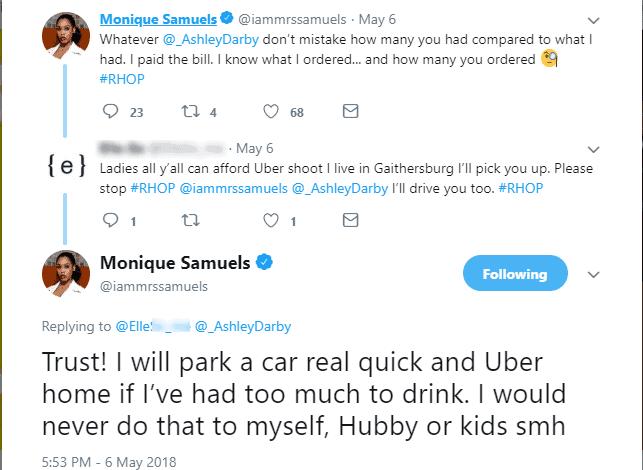 monique samuels tweets