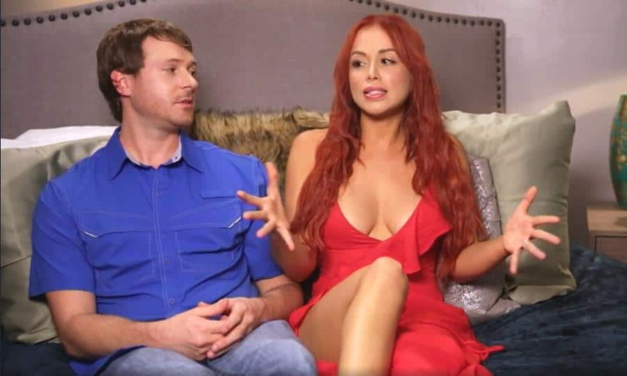 90 Day Fiancé Happily Ever After Recap Big Little Lies Paola and Russ