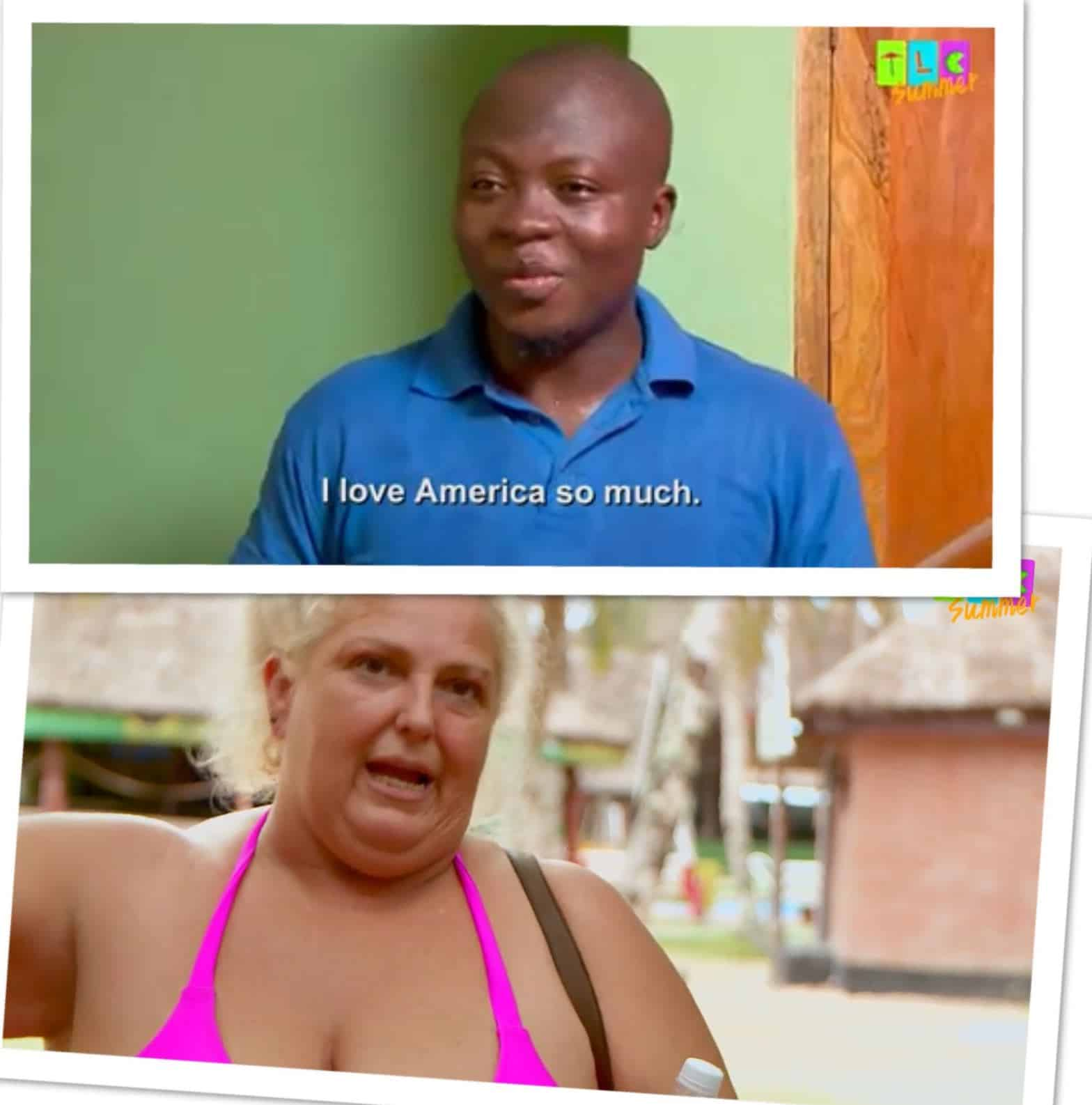 90 Day Fiance Before the 90 Days Season 2 Angela and Michael