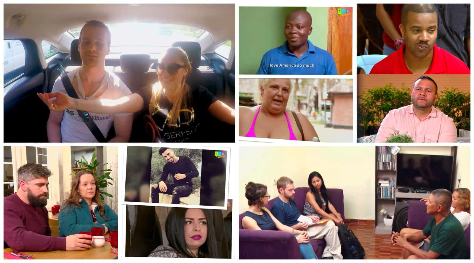 TLC 90 Day Fiance Before the 90 Days Season 2 Cast Photos