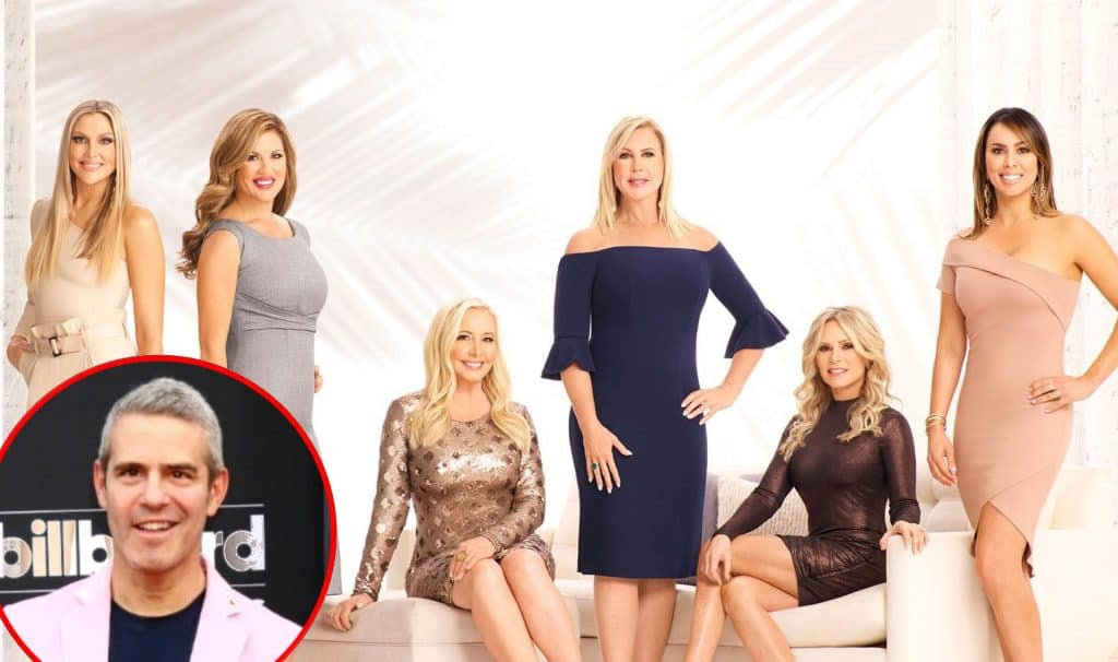 Andy Cohen Teases the Real Housewives of Orange County 2018
