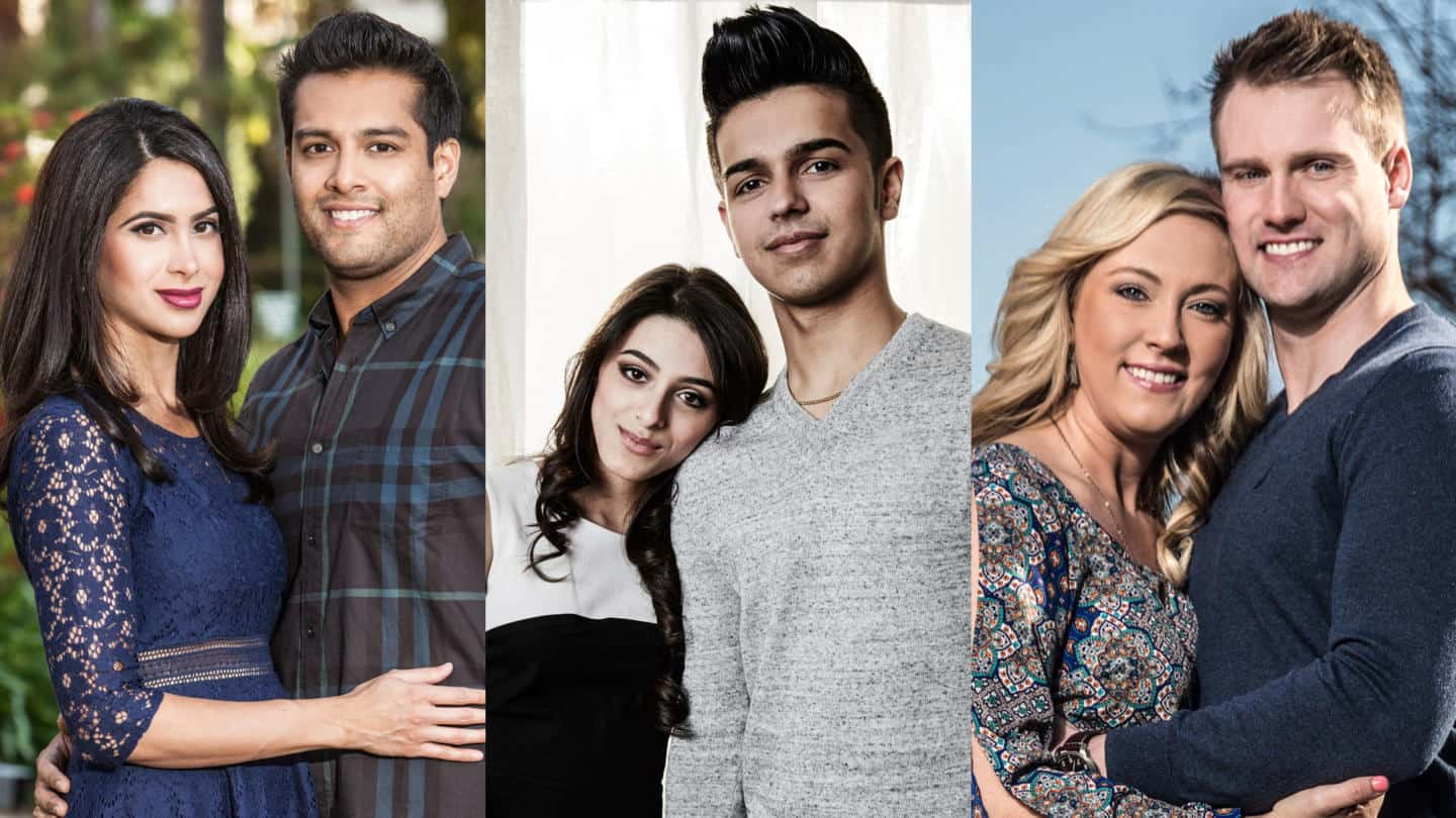 FYI Arranged Season 1 Couples Updates on Maria and Christian, Josh and Meghan, plus Ragini and Veeral