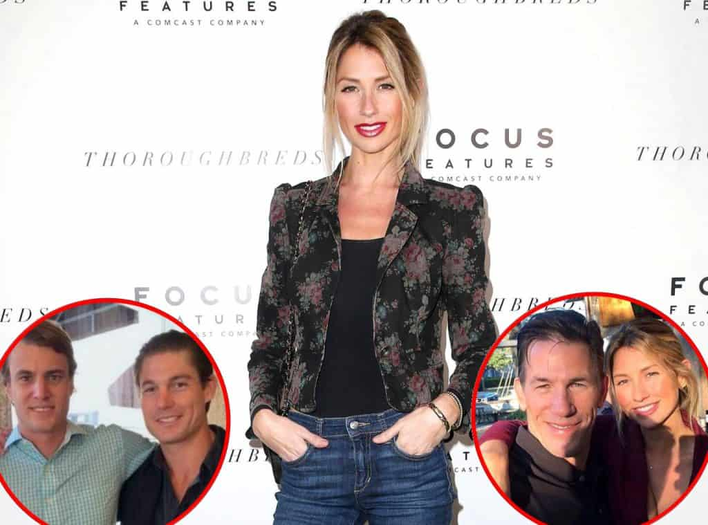 Southern Charm Ashley Jacobs Talks Shep Craig and Thomas