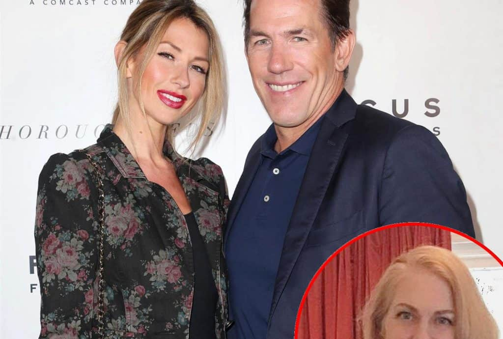 Southern Charm Ashley Jacobs and Thomas Ravenel Nanny Dawn