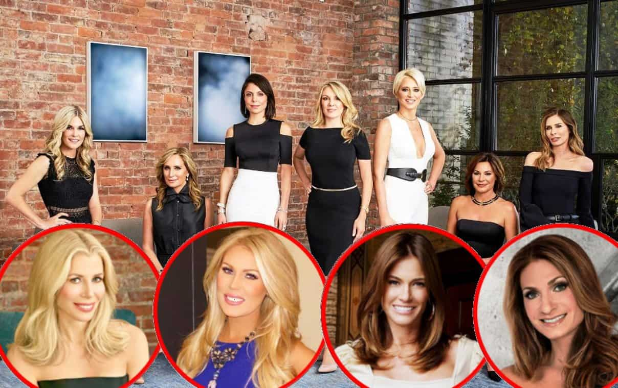Bravo RHONY Housewives producers and alcohol
