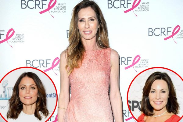 RHONY Carole Radziwill Fires Back at Bethenny Frankel and Luann de Lesseps