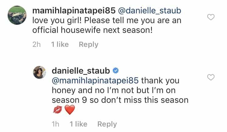 Danielle Staub Wont Be Full Time On RHONJ Season 9
