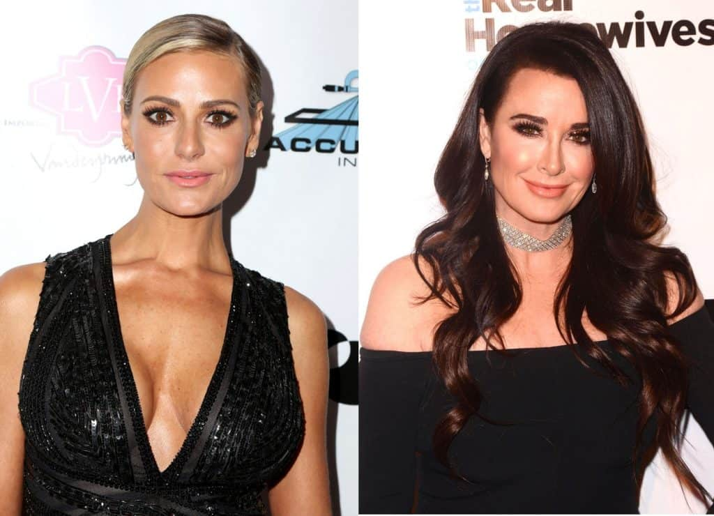 RHOBH Dorit Kemsley and Kyle Richards