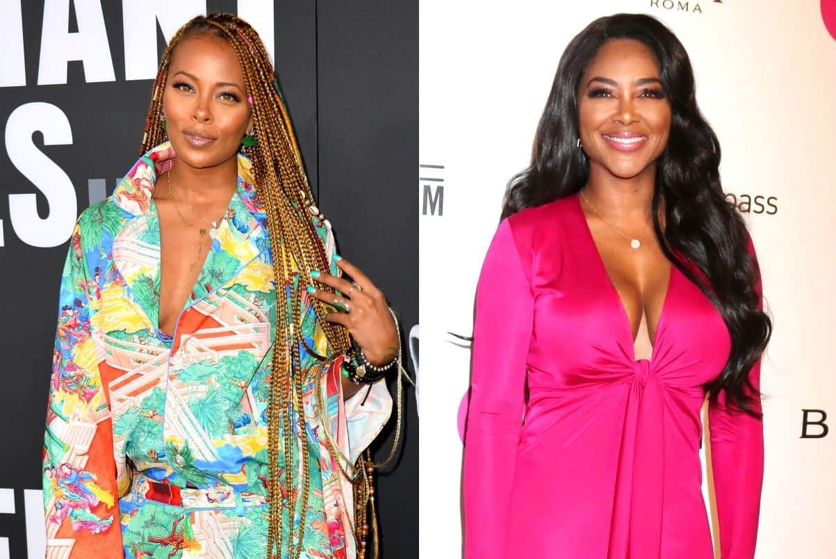 RHOAEva Marcille and Kenya Moore News