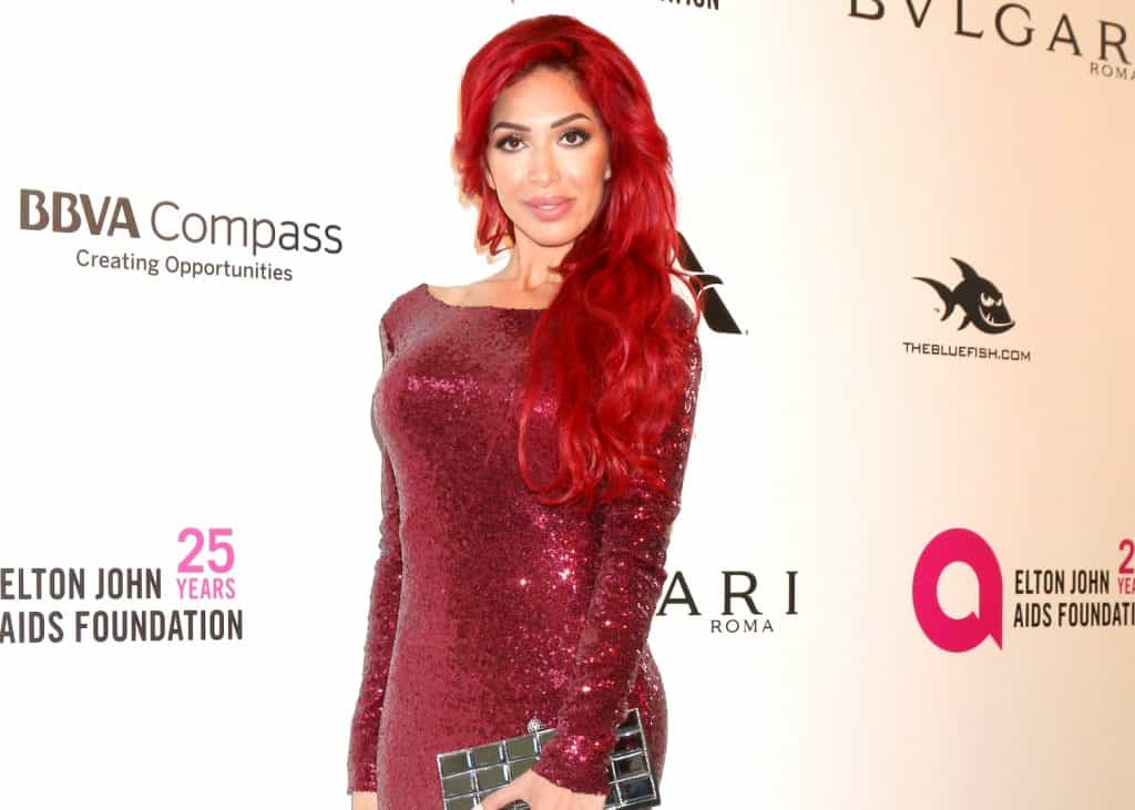 Teen Mom's Farrah Abraham Arrested After Allegedly Striking Hotel Employee