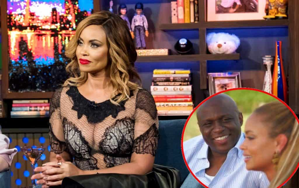 RHOP Gizelle Bryant Talks Sherman Douglas Breakup