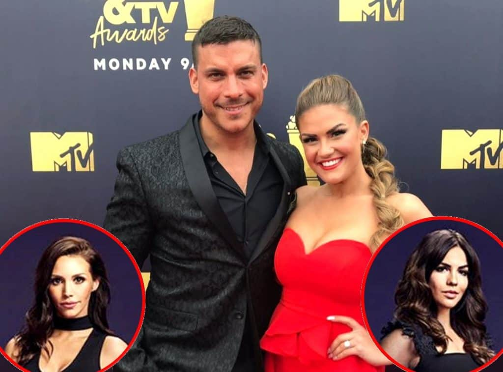Vanderpump Rules Jax Taylor and Brittany Cartwright Scheana and Katie
