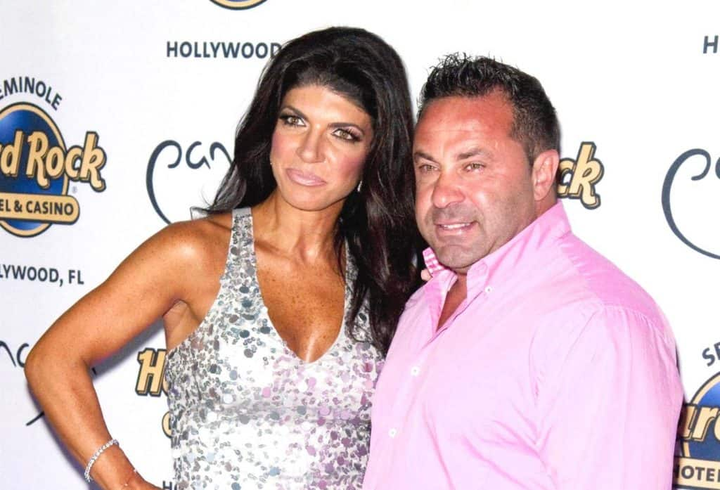 RHONJ's Joe Giudice Will Not Be Going Home After Prison Release In Two Weeks