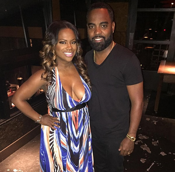 RHOA Kandi Burruss Husband Todd Tucker