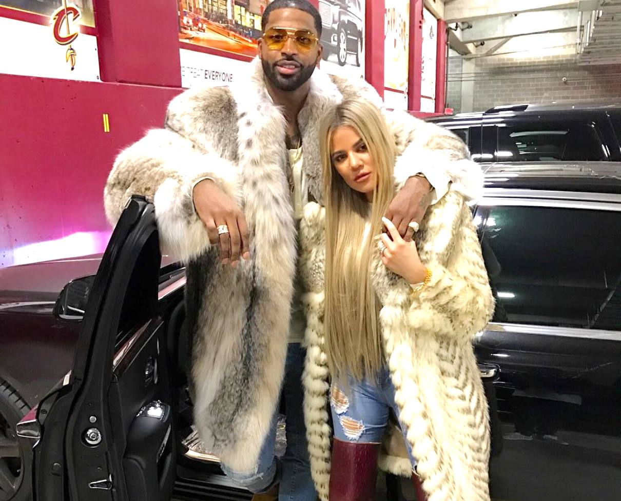 KUWTK Khloe Kardashian and Tristan Thompson Update
