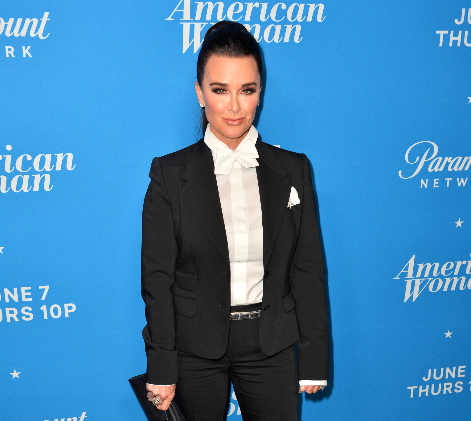 RHOBH Kyle Richards Talks American Family Cancellation