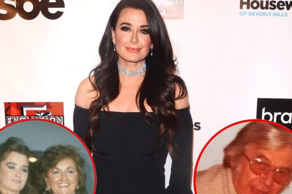 Kyle Richards Talks Mom and Dad