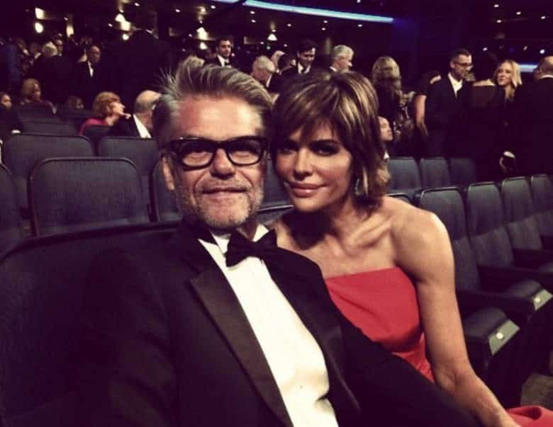 RHOBH Lisa Rinna Husband Harry Hamlin