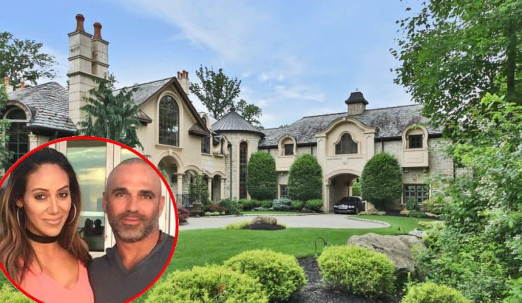 RHONJ Melissa and Joe Gorga Home