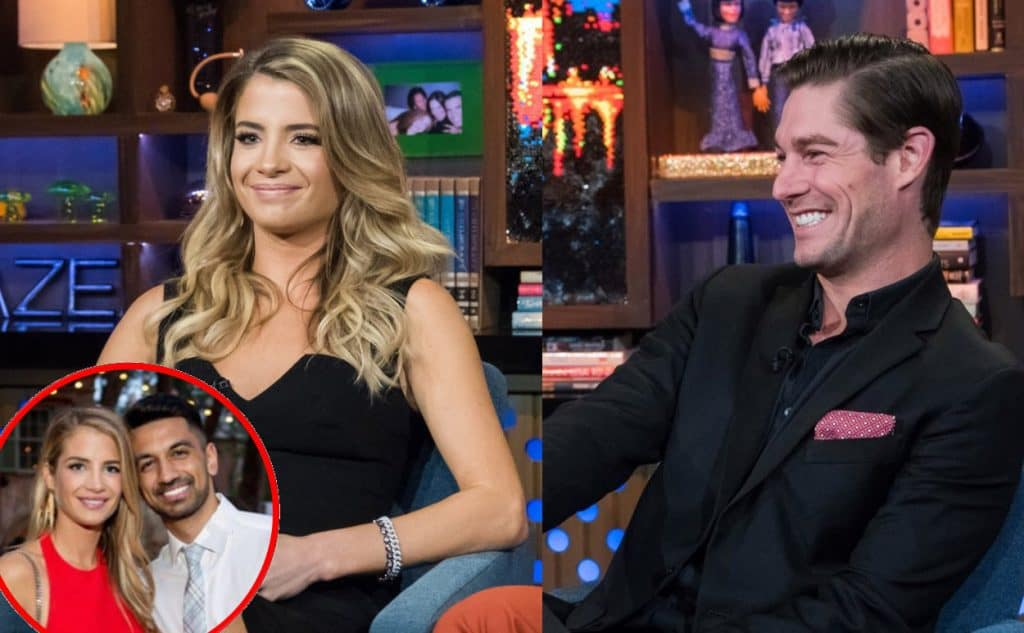 Southern Charm Naomie Olindo New Boyfriend Metul Shah and Craig Conover