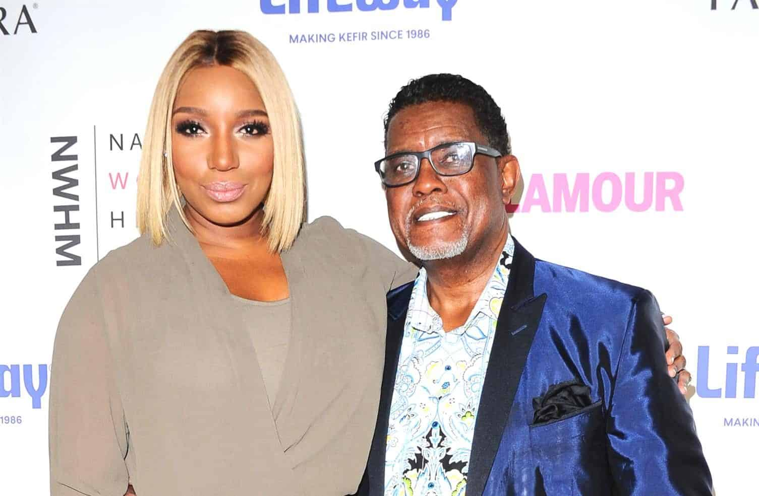RHOA Star Nene Leakes' Husband Gregg Leakes Accused of Having Affair With One of Her Former Employees, See How the Employee Responded as Nene is Also Accused of Cheating
