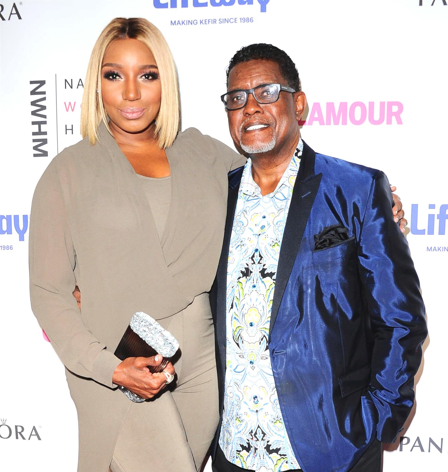 RHOA Nene Leakes Announces Gregg Has Cancer