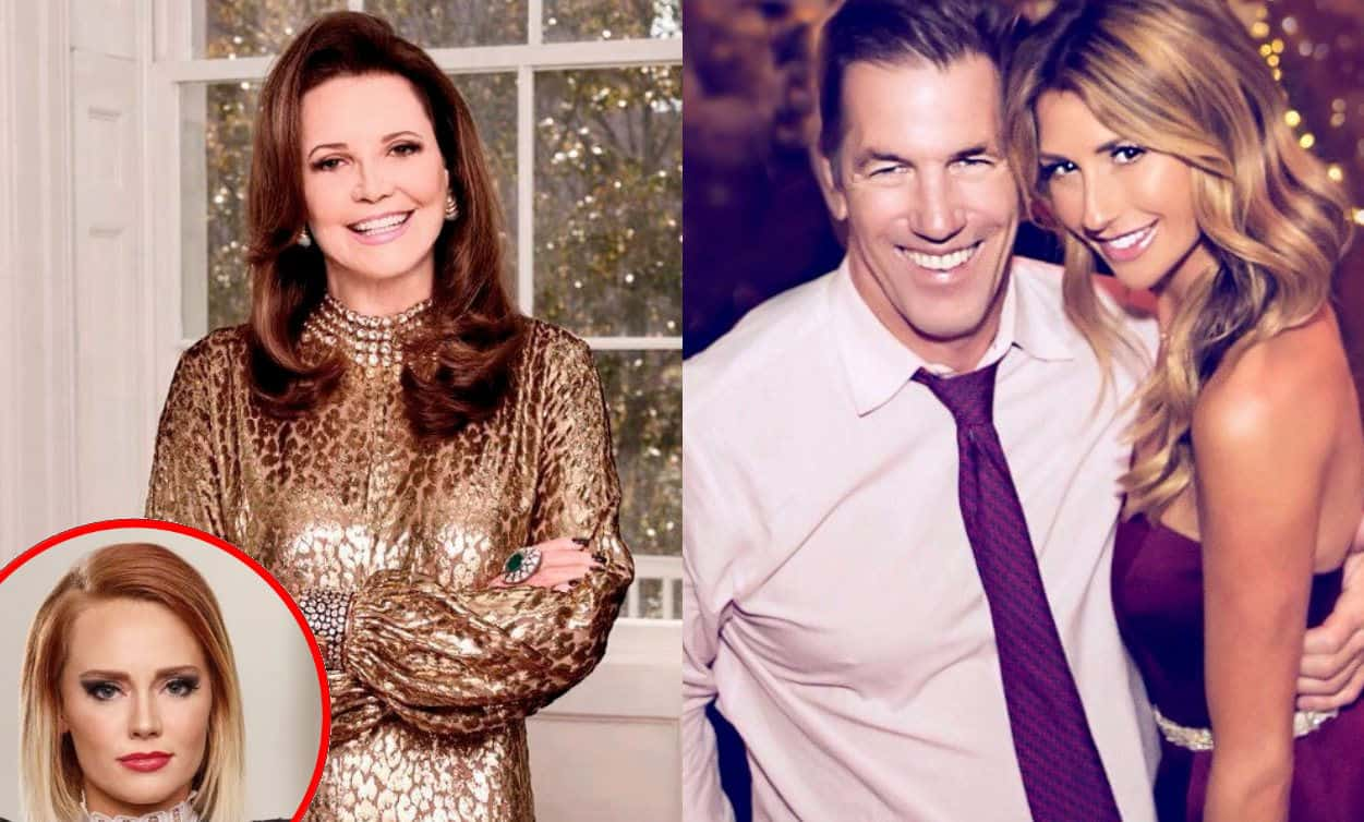 Southern Charm Patricia Altschul Talks Kathryn Dennis and Thomas Ravenel Ashley Jacobs