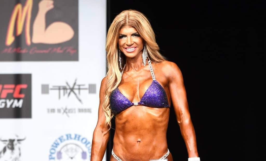 RHONJ Teresa Giudice Bodybuilding Contest