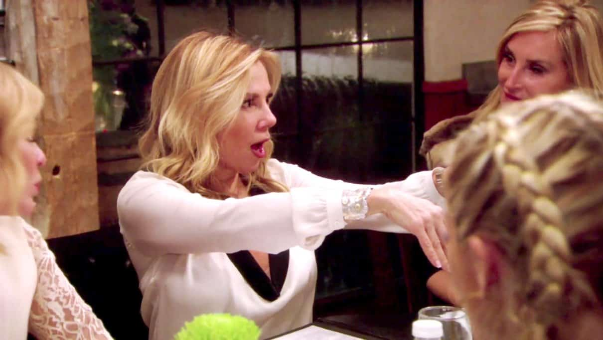 RHONY Recap Every Mayflower Has Its Thorn