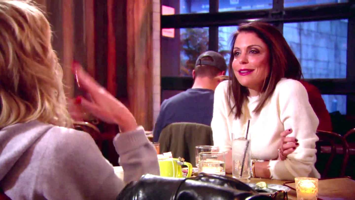 RHONY Recap You Broke the Penal Code Bethenny and Carole Dinner