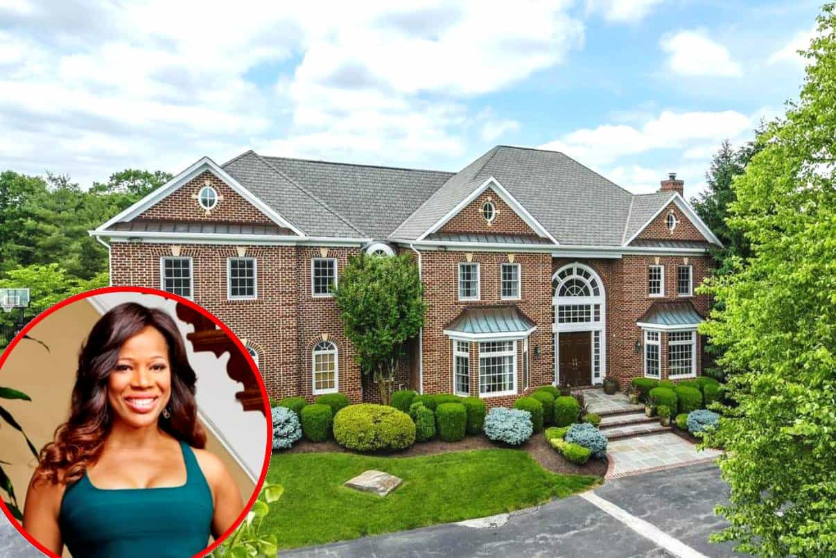 445030f02 RHOP Star Charrisse Jackson-Jordan Lists Home for Sale for $2.5 Million