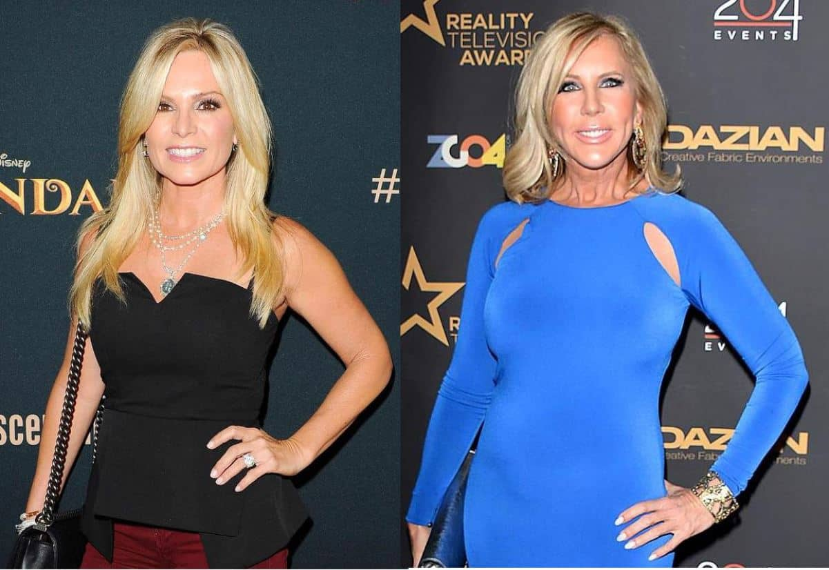 RHOC Tamra Judge and Vicki Gunvalson