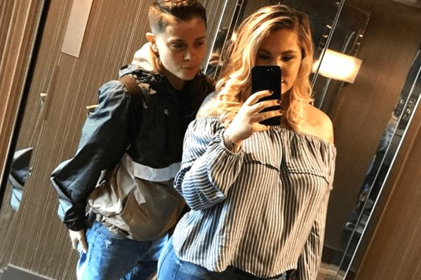 Teen Mom 2 Kailyn Lowry Girlfriend Dominique Potter