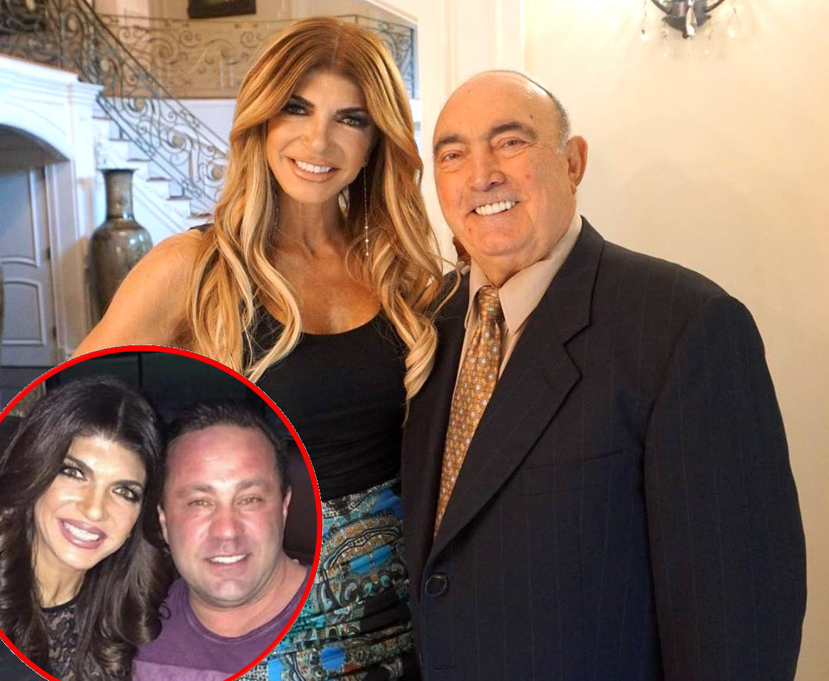 RHONJ Teresa Giudice Dad Husband Joe