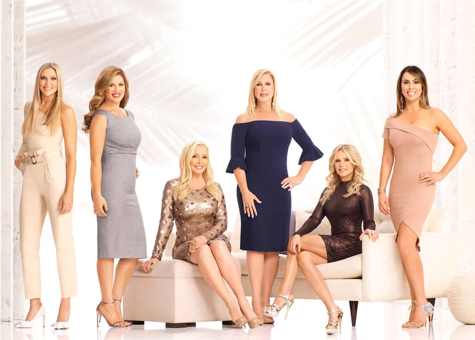 The Real Housewives of Orange County Season 13 Cast Photo