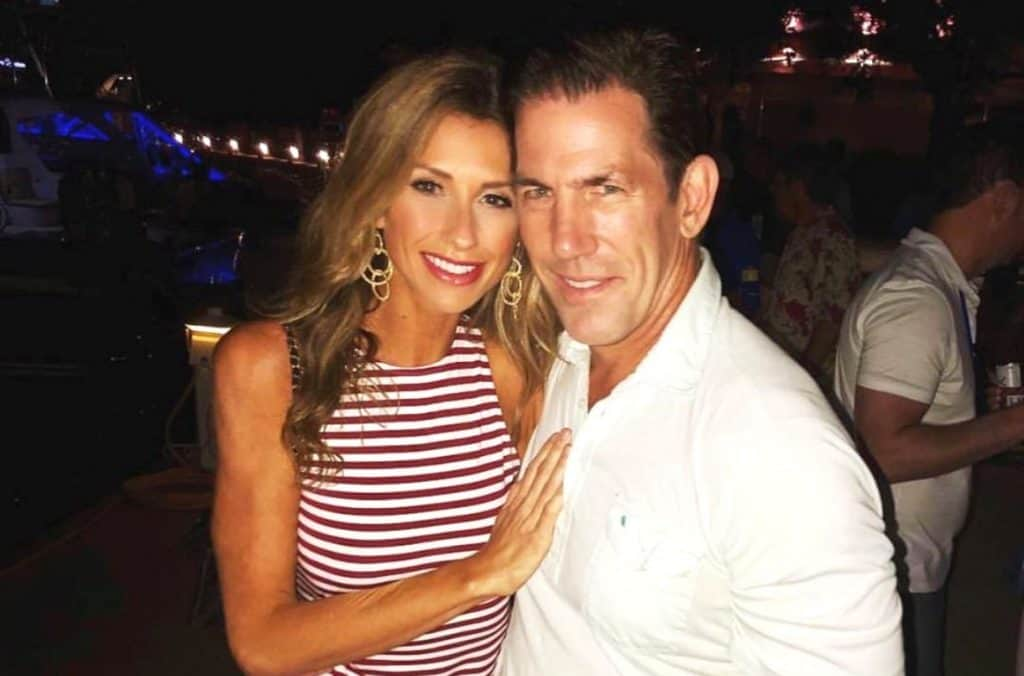 Are Southern Charm's Thomas and Ashley Update