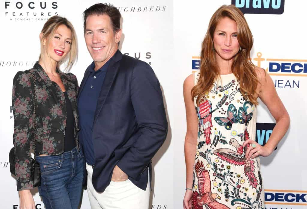 Southern Charm's Ashley Jacobs and Landon Clements Escort Rumors