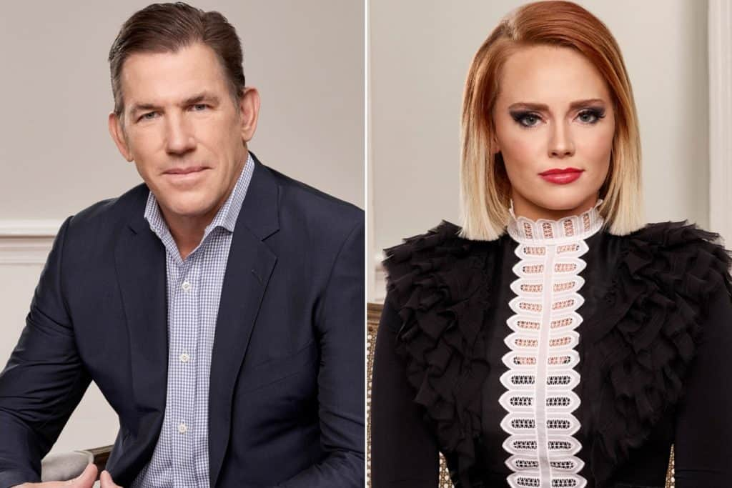 Southern Charm Alum Thomas Ravenel Defends Ex Kathryn Dennis Against 'Racism' Accusations After Her Messages to Activist Were Leaked, See His Deleted Tweet