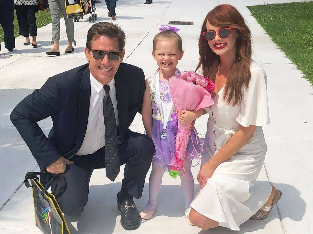 Thomas Ravenel and Kathryn Dennis Reunite with daughter Kensley