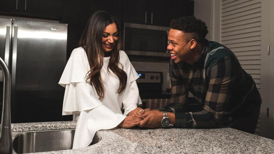 MAFS Season 7 Dallas Mia Bally and Tristan Thompson