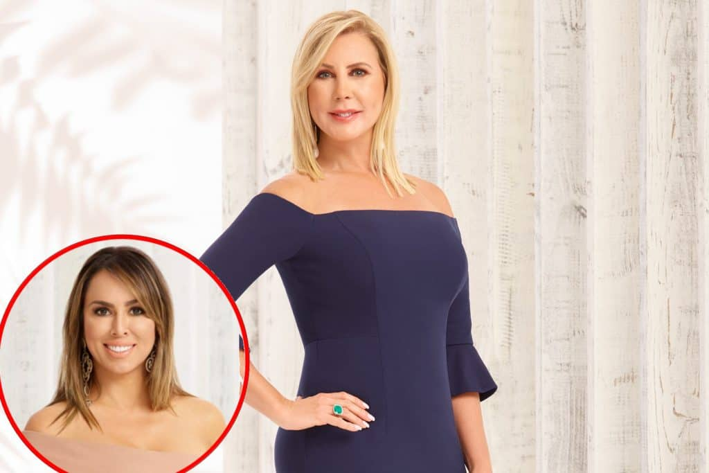 RHOC's Vicki Gunvalson Talks Kelly Dodd Feud