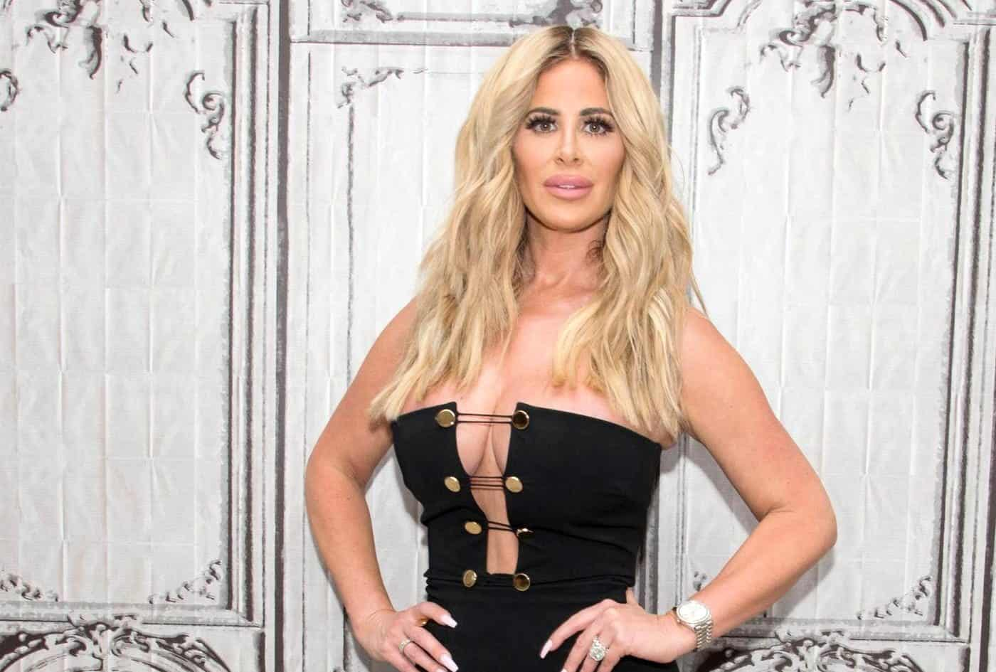 Don't Be Tardy's Kim Zolciak Credits Makeup for Why Her Face Looks 'So Different'