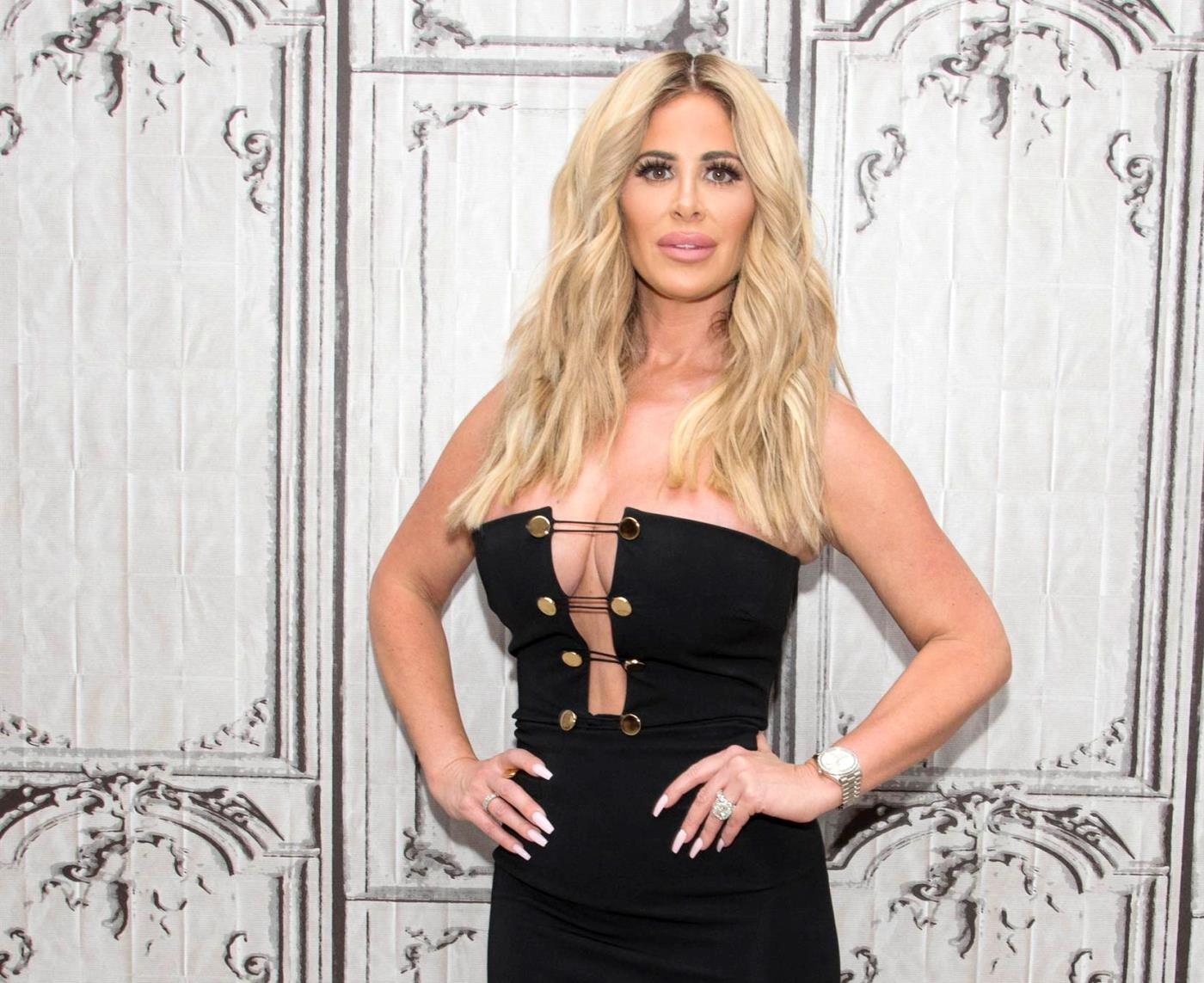 Kim Zolciak shares new makeup free selfie