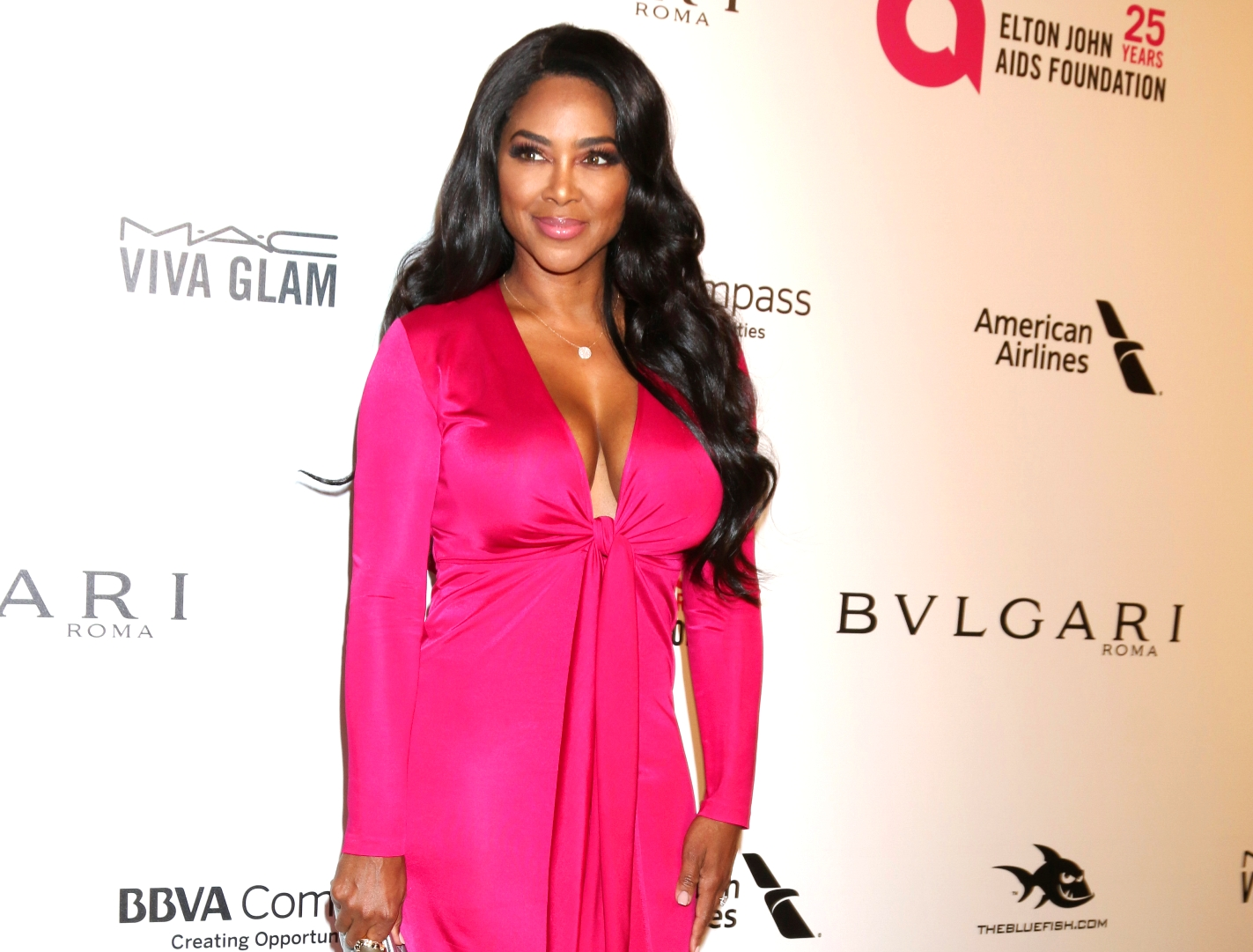 Did Kenya More Just Confirm Her Rhoa Firing On Instagram Plus She Hints At Possible Spinoff With Husband Marc Daly Reality Blurb