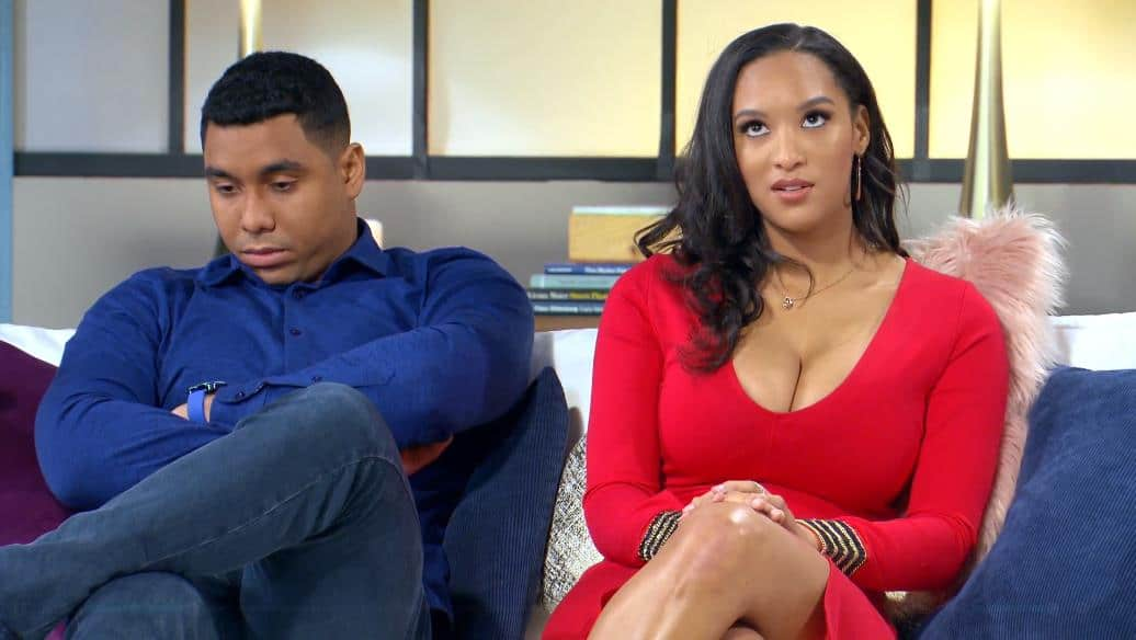 90 Day Fiance Happily Ever After Tell All Part I Recap Chantel and Pedro