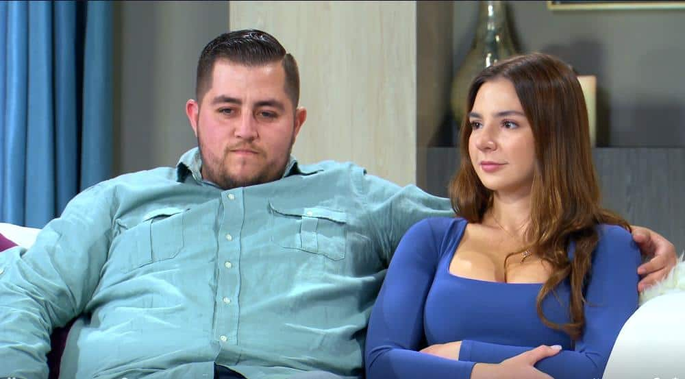 90 Day Fiance Happily Ever After Tell All Part I Recap Jorge and Anfisa